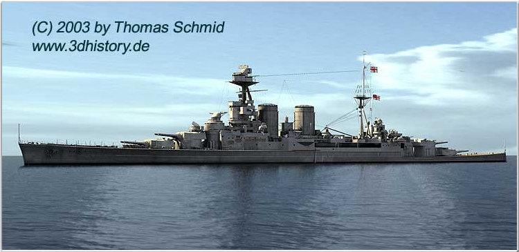 """Британский линейный крейсер """""""